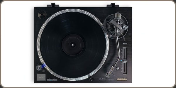 Technics SL-1210GAE - Black