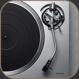 Technics SL-1500C - Silver