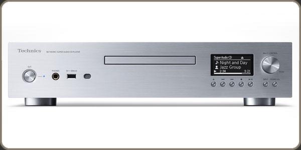Technics SL-G700 Silver