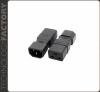 Isotek C14/15 to C19 power adapter