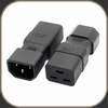 Isotek C14/15 to C19 power adapter