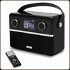 Roberts Radio Stream 94i - Black/Wood