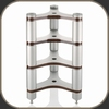 Clearaudio Innovation Stand Wood/Silver