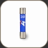 Synergistic Research BLUE Fuse 6,3x32mm