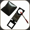 L`art Du Son Magnifier & Stylus Brush Set