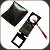 L`art Du Son Magnifier & Stylus Brush Set