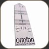 Ortofon Cartridge Alignment Tool