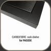 Finite Elemente Carbofibre Rack Shelf CF750