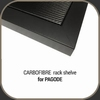 Finite Elemente Carbofibre Rack Shelf CF750