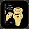 Audioquest Adaptor RCA to BNC