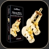 Audioquest Adaptor Hard RCA Splitter