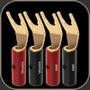 Audioquest SureGrip 100 Multi-Spade Gold