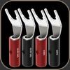 Audioquest SureGrip 100 Multi-Spade Silver