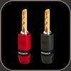 Audioquest SureGrip 300 BFA Banana Gold
