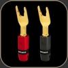 Audioquest SureGrip 300 Multi-Spade Gold