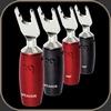 Audioquest SureGrip 500 Multi-Spade Silver