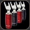 Audioquest SureGrip 1000 Multi-Spade Silver