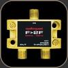 Audioquest 75Ω Splitter F to 2F