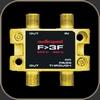 Audioquest 75Ω Splitter F to 3F