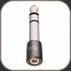 Audioquest Headphone Plug Adaptor