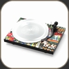 Pro-ject Turntable The Beatles Singles