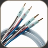 Supra QUADRAX 2 x 4 mm2 - Single wiring