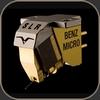 Benz Micro Ruby SLR Gullwing