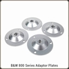 IsoAcoustics B&W Mounting Plates