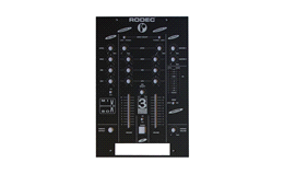 Rodec Front Plate Mixbox Dark Grey
