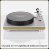 Clearaudio Performance DC - Silver/LightWood