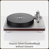 Clearaudio Performance DC - Silver/DarkRedWood
