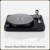 Clearaudio Concept - Black/Black