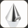 Clearaudio Cone Stainless steel