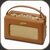Roberts Radio Revival - Real Leather Bentley Tan