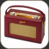 Roberts Radio Revival DAB+ - Burgundy (Dark Red)