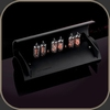Nixie Tube Clock - Black