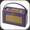 Roberts Radio Revival DAB+ - Cassis (Dark Purple)