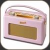 Roberts Radio Revival DAB+ - Pastel Pink