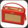 Roberts Radio Revival DAB+ - Red