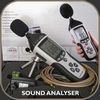 Sound analyze and audio quality test