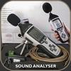 Sound analyze and audio quality test