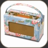 Roberts Radio Revival - Cath Kidston Candy Flowers Blue