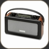 Roberts Radio Vintage - Wood/Black