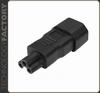 Kemp IEC 320/C14->C5 adapter