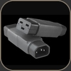 Kemp IEC 320/C14 ->C19 Adapter