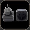 Kemp European plug to American plug