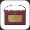 Roberts Radio Revival Sovereign DAB+ - Sandringham Burgundy
