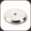 Clearaudio Flat Pad Stainless Steel