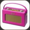 Roberts Radio Revival DAB+ - Hot Pink