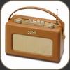 Roberts Radio Revival 250 - Leathercloth Tan